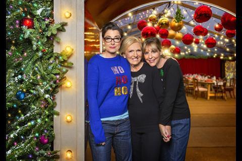 Mary, Mel & Sue's Big Christmas Thank You